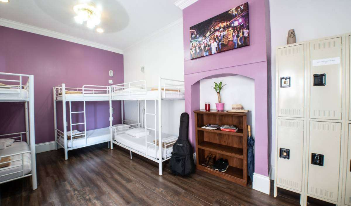 top rated travel and hostels in New Orleans, Louisiana