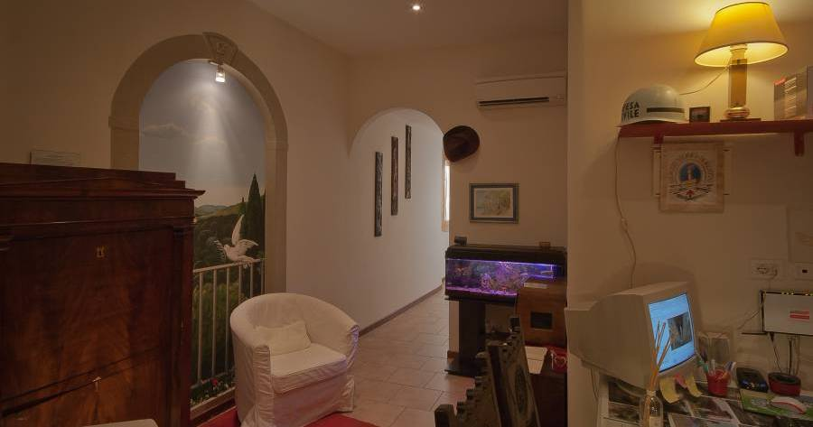 backpacker hostel in Florence