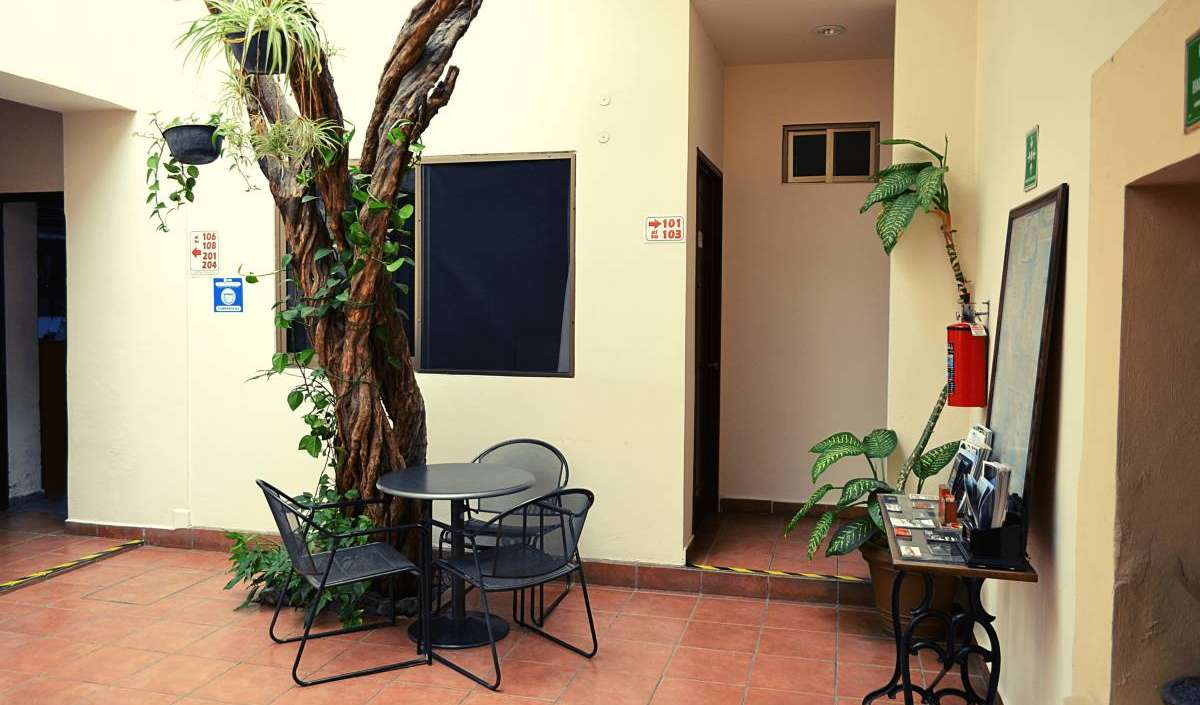 exclusive hostels in Oaxaca de Juarez, Mexico