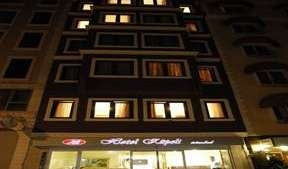 Cheap hostel and hotel rates & availability in Istanbul