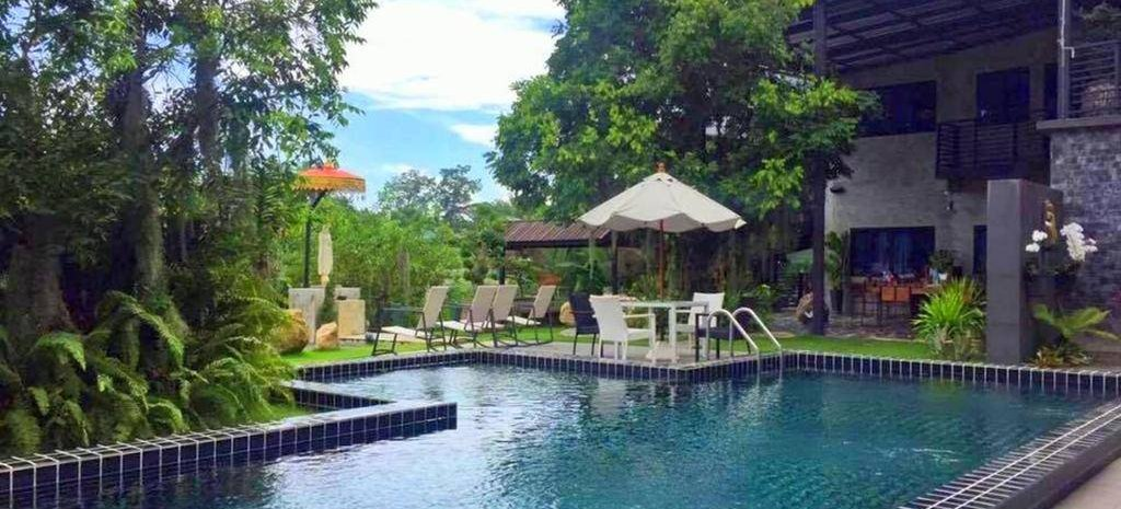 Riverside Luxury Pool Villa 88 Place, Chiang Mai, Thailand